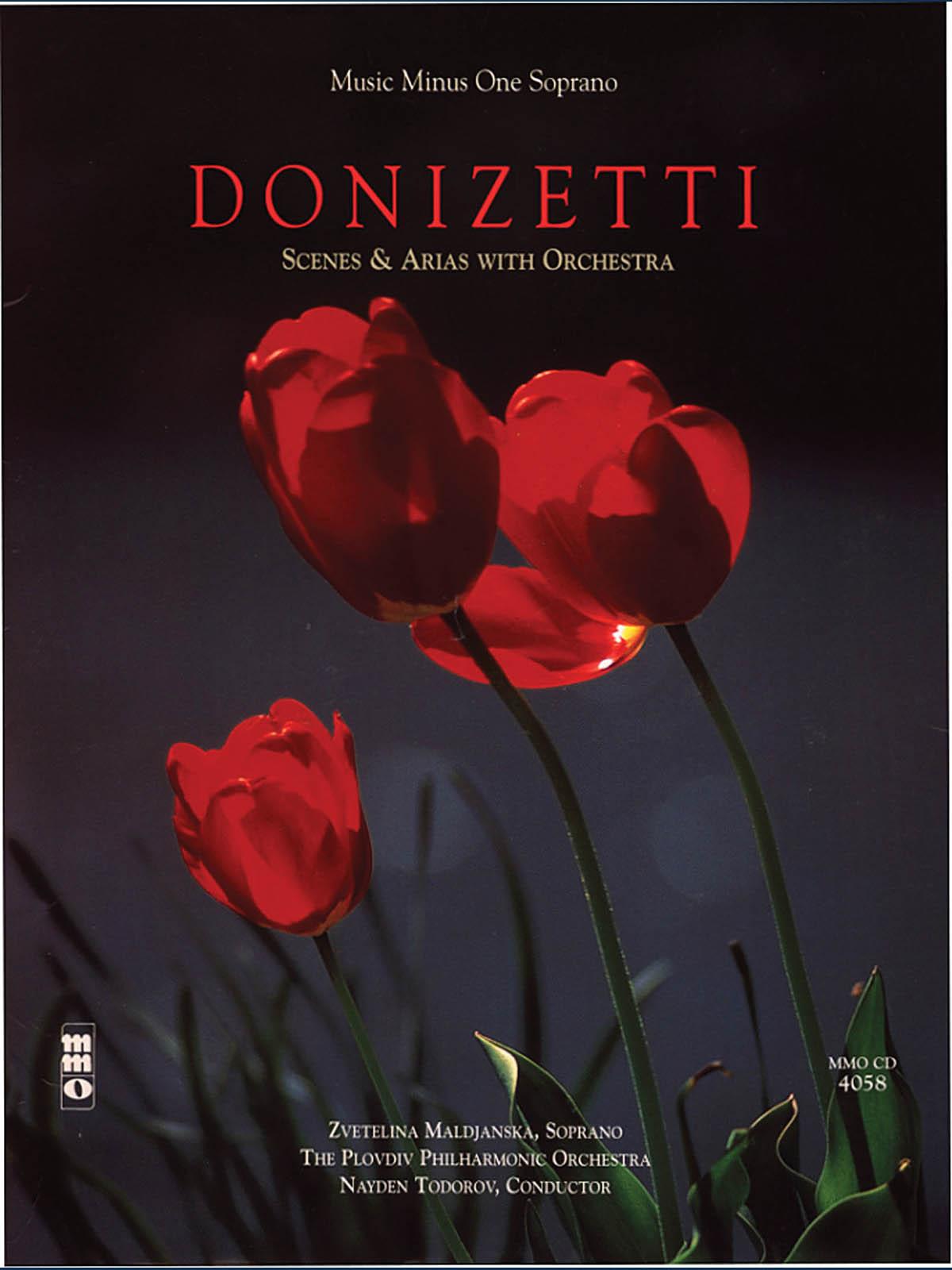 Gaetano Donizetti: Scenes & Arias with Orchestra: Vocal Solo: Vocal Collection