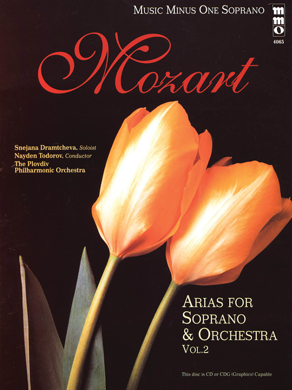 Wolfgang Amadeus Mozart: Opera Arias for Soprano And Orchestra  Vol. 2: Vocal