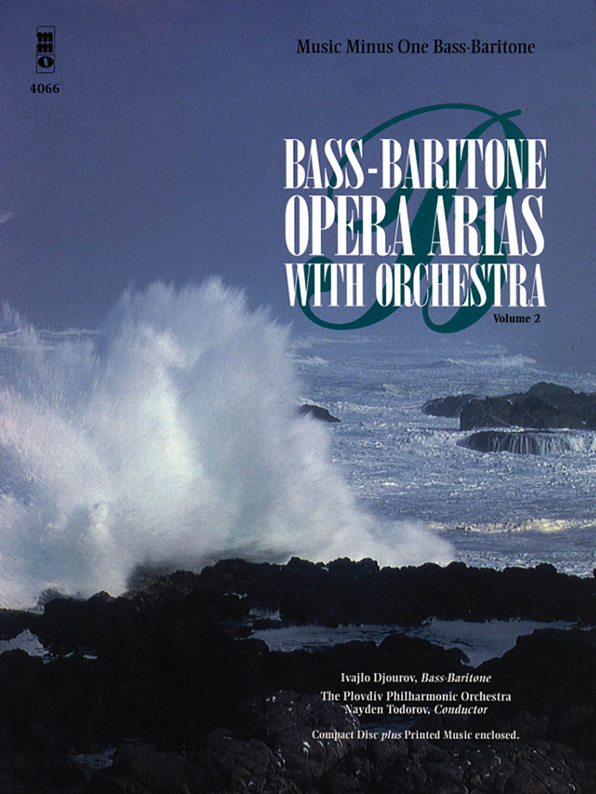 Bass-Baritone Arias with Orchestra - Volume 2: Vocal Solo: Vocal Collection