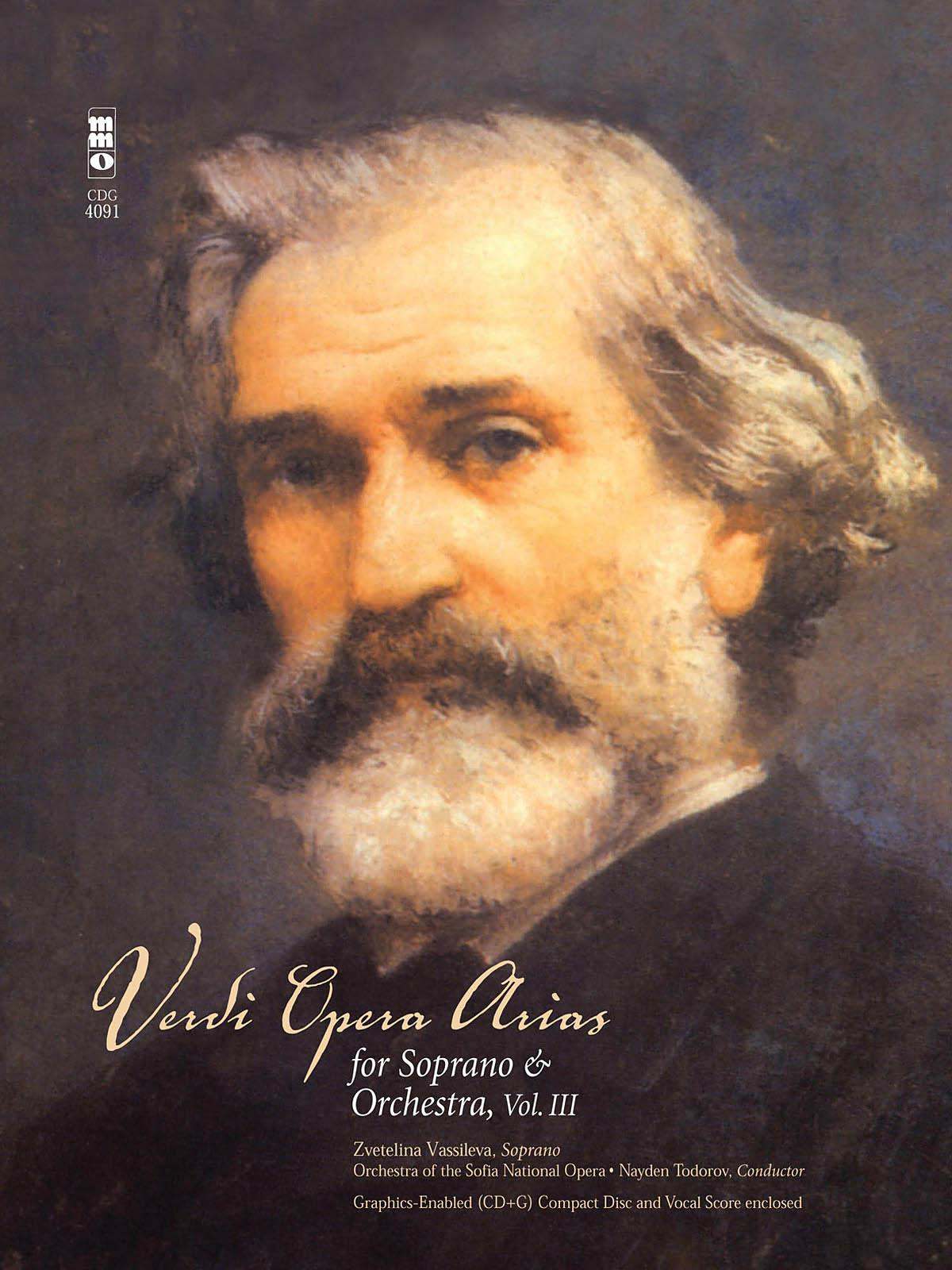 Giuseppe Verdi: Opera Arias for Soprano & Orchestra  Volume III: Vocal Solo: