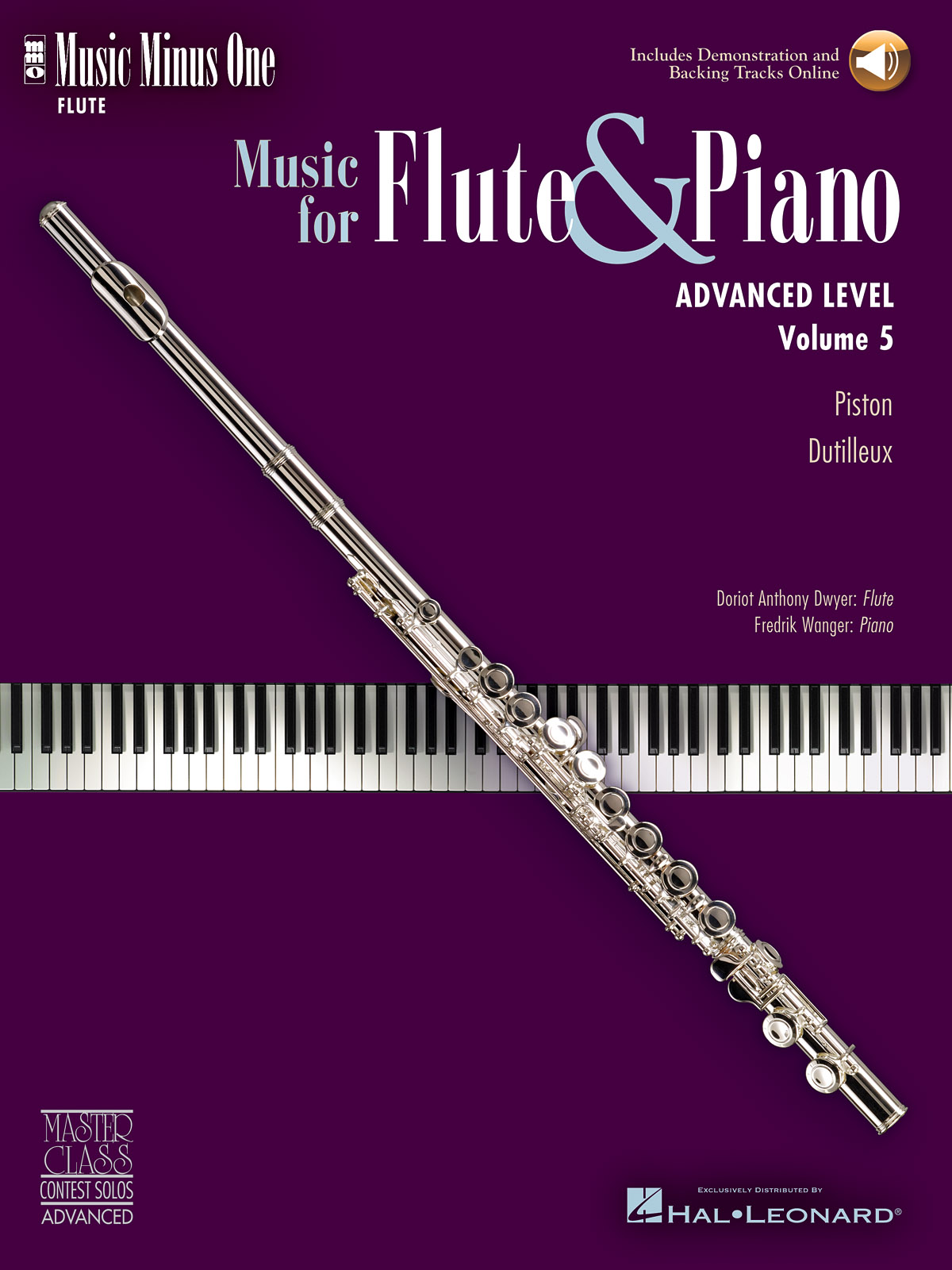 Advanced Flute Solos - Volume 5: Flute Solo: Instrumental Album