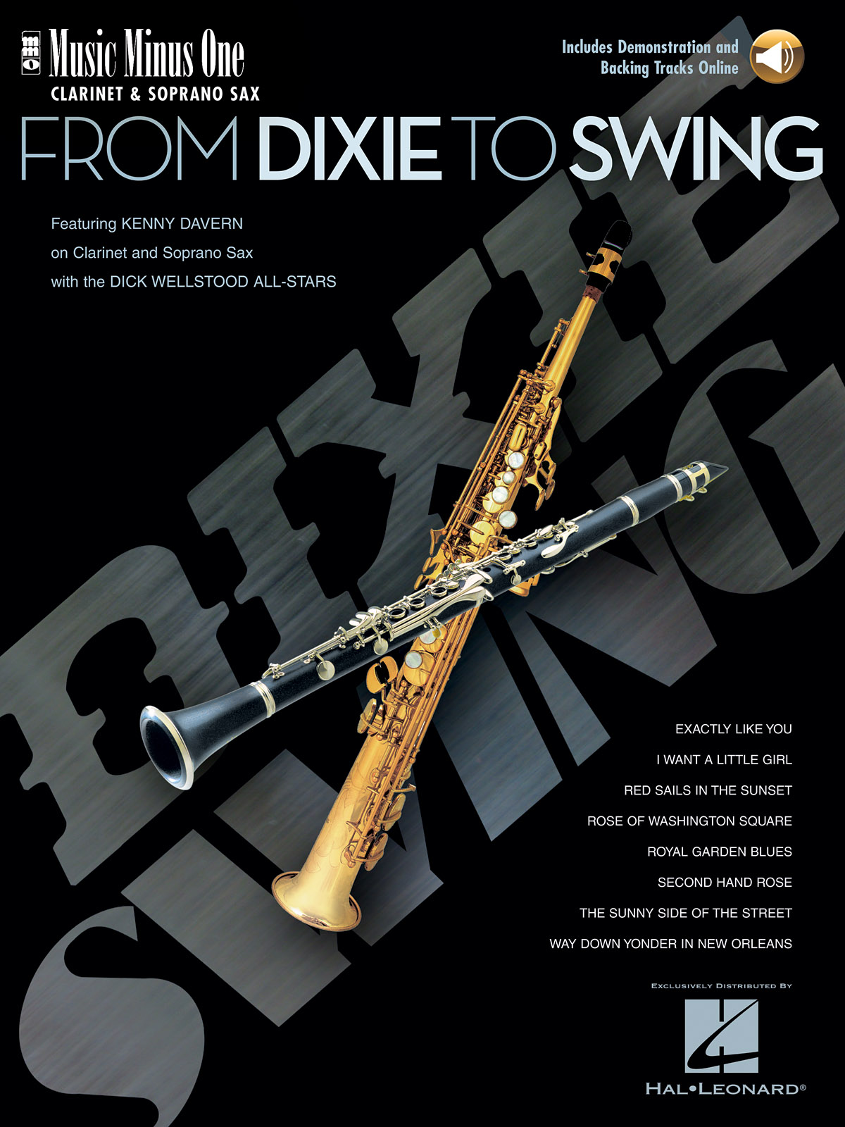 From Dixie to Swing: Clarinet Solo