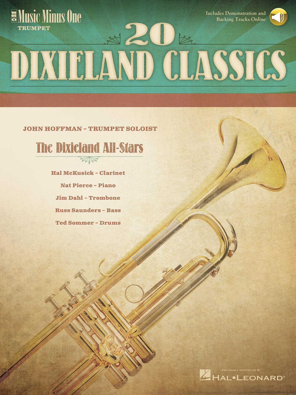 20 Dixieland Classics: Trumpet Solo