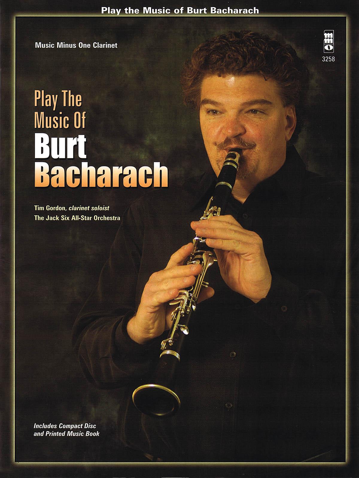 Burt Bacharach: Play the Music of Burt Bacharach: Clarinet Solo: Instrumental