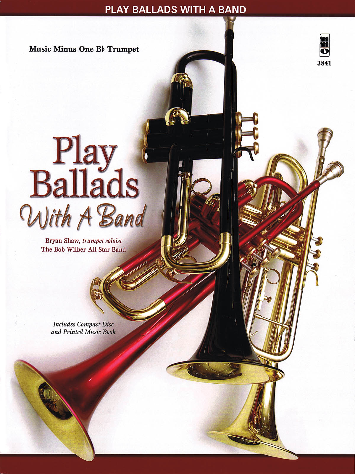 Play Ballads with a Band: Trumpet: Instrumental Album