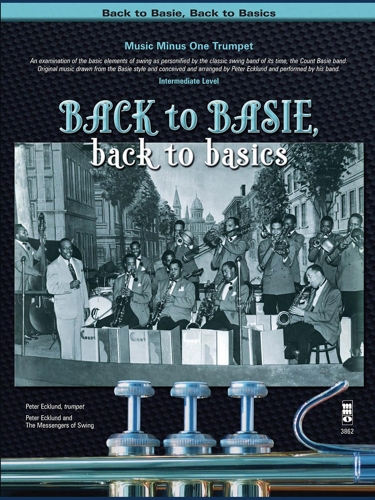 Back to Basie  Back to Basics: Trumpet Solo: Instrumental Album
