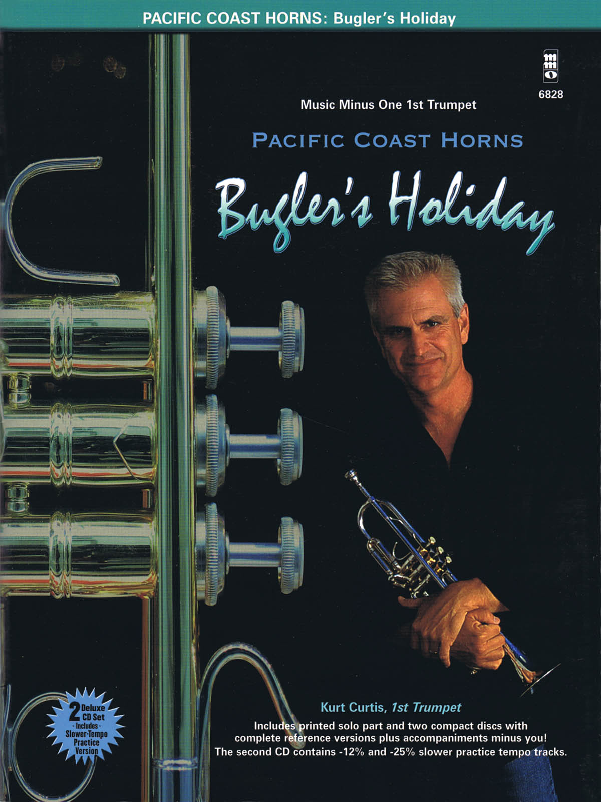 Pacific Coast Horns: Pacific Coast Horns  Volume 1 - Bugler's Holiday: Trumpet: