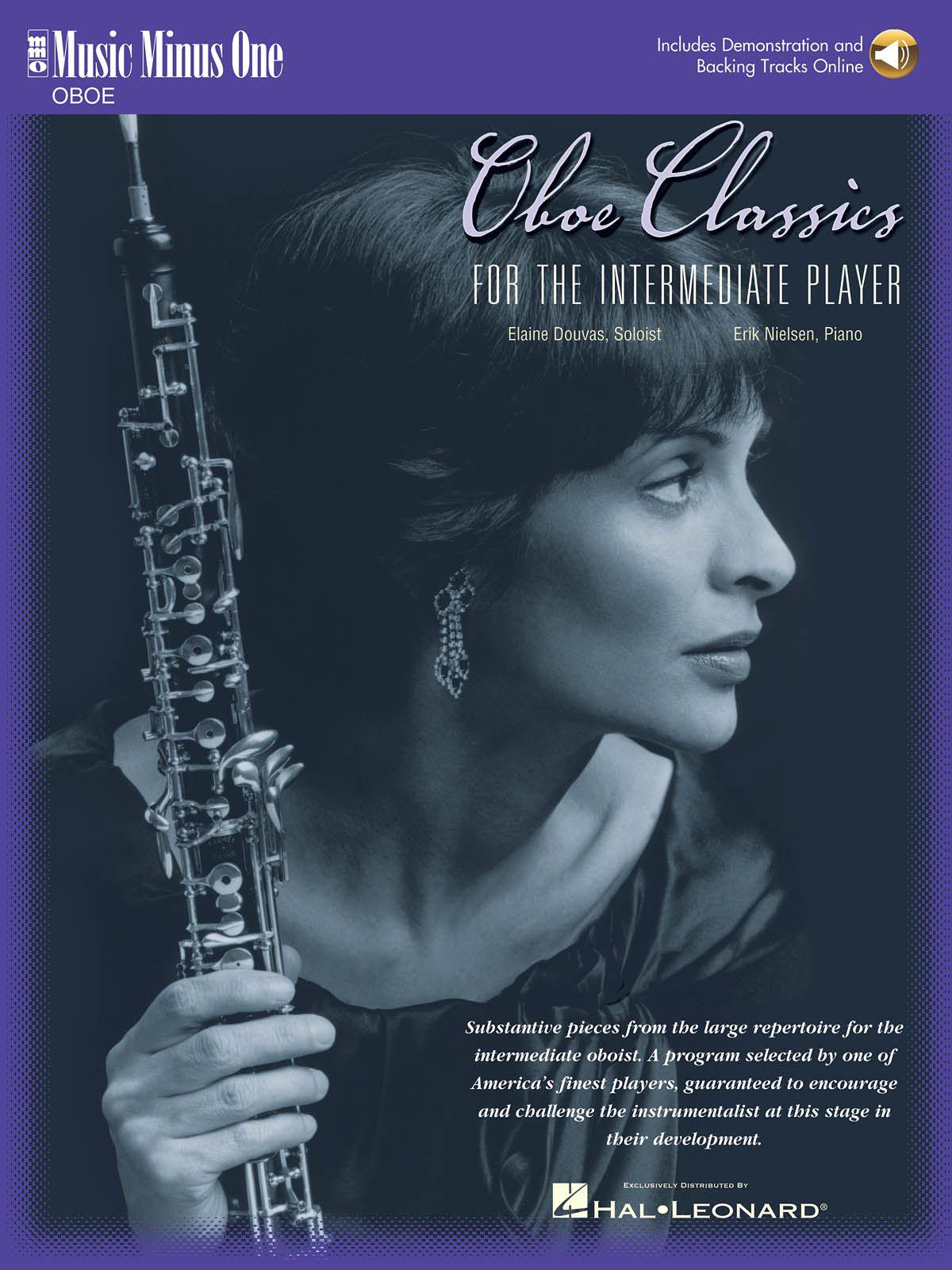 Oboe Classics for the Intermediate Player: Oboe Solo