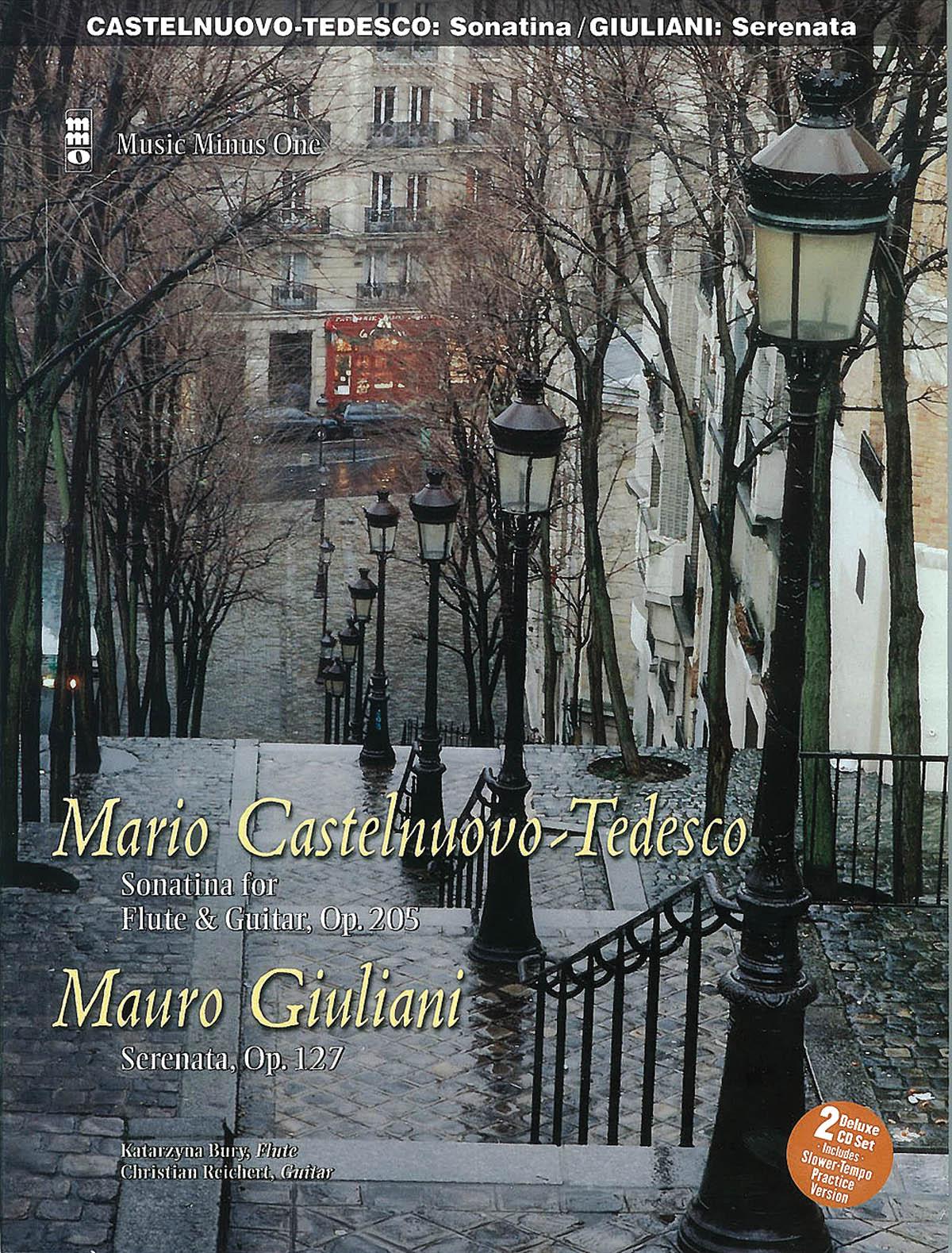 Mario Castelnuovo-Tedesco Mauro Giulini: Sonatina and Serenata Op. 127: Flute and Guitar
