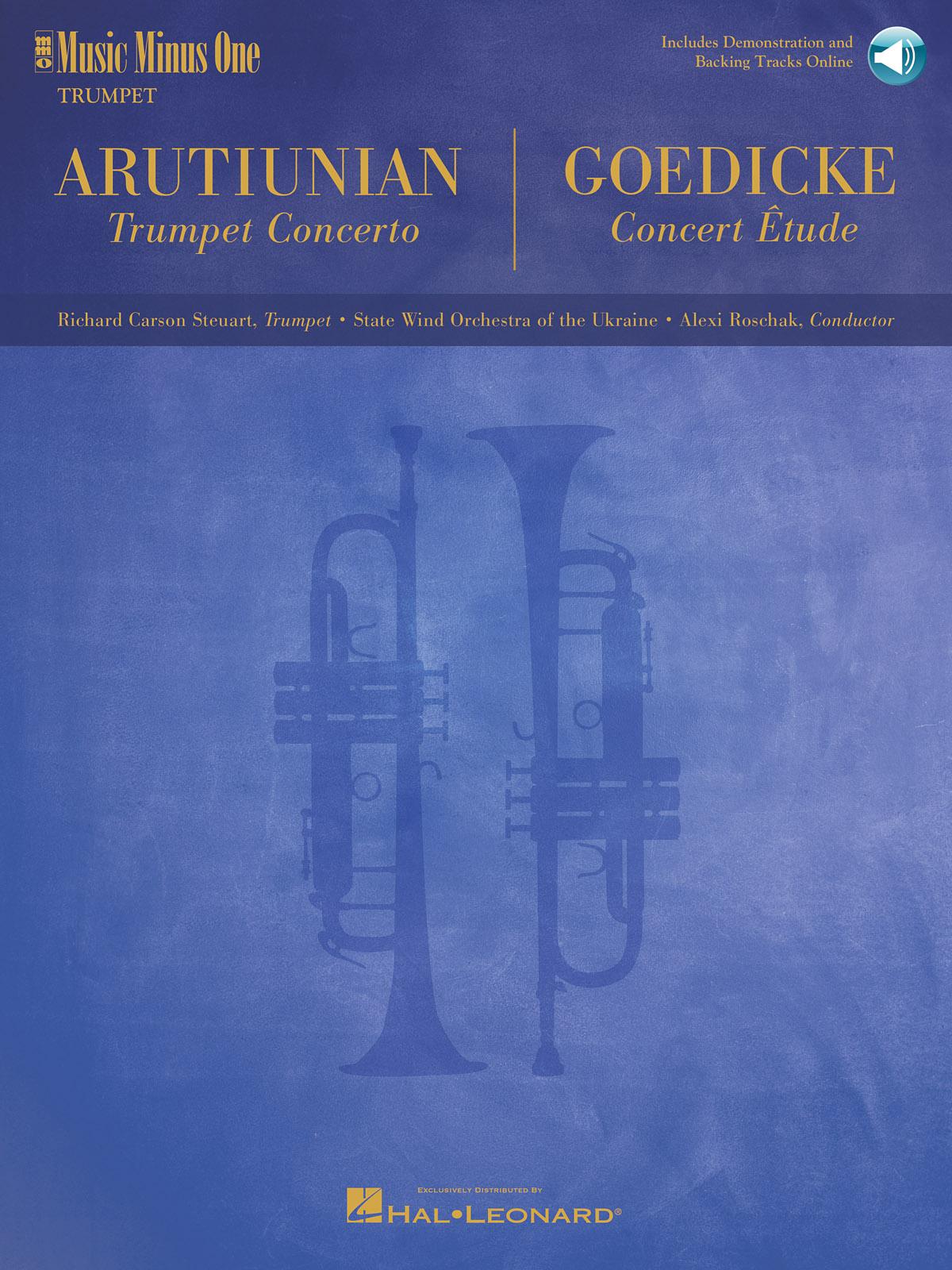 Alexander Arutiunian Alexander Goedicke: Arutiunian: Trumpet Solo