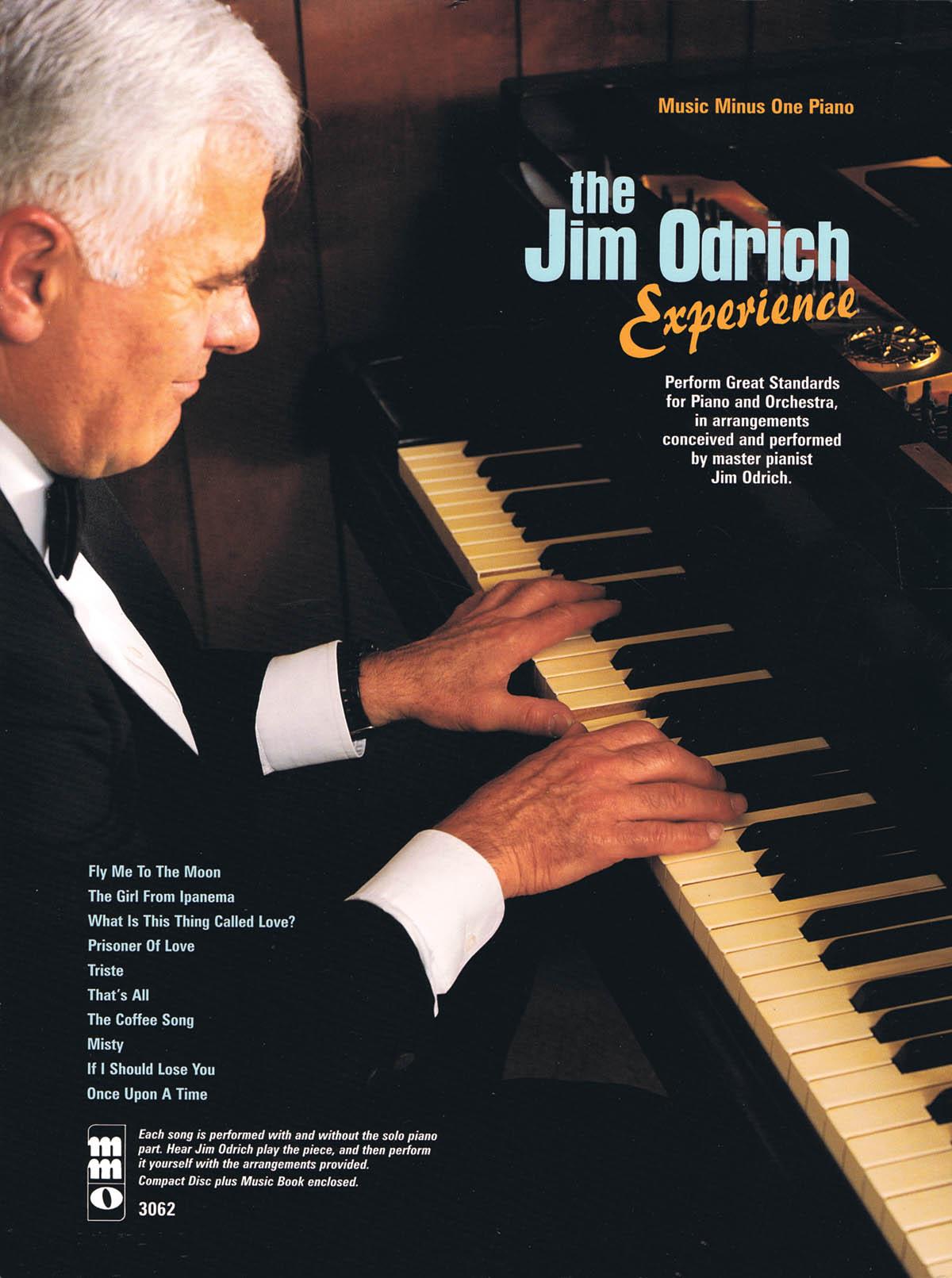 The Jim Odrich Experience: Piano: Instrumental Album