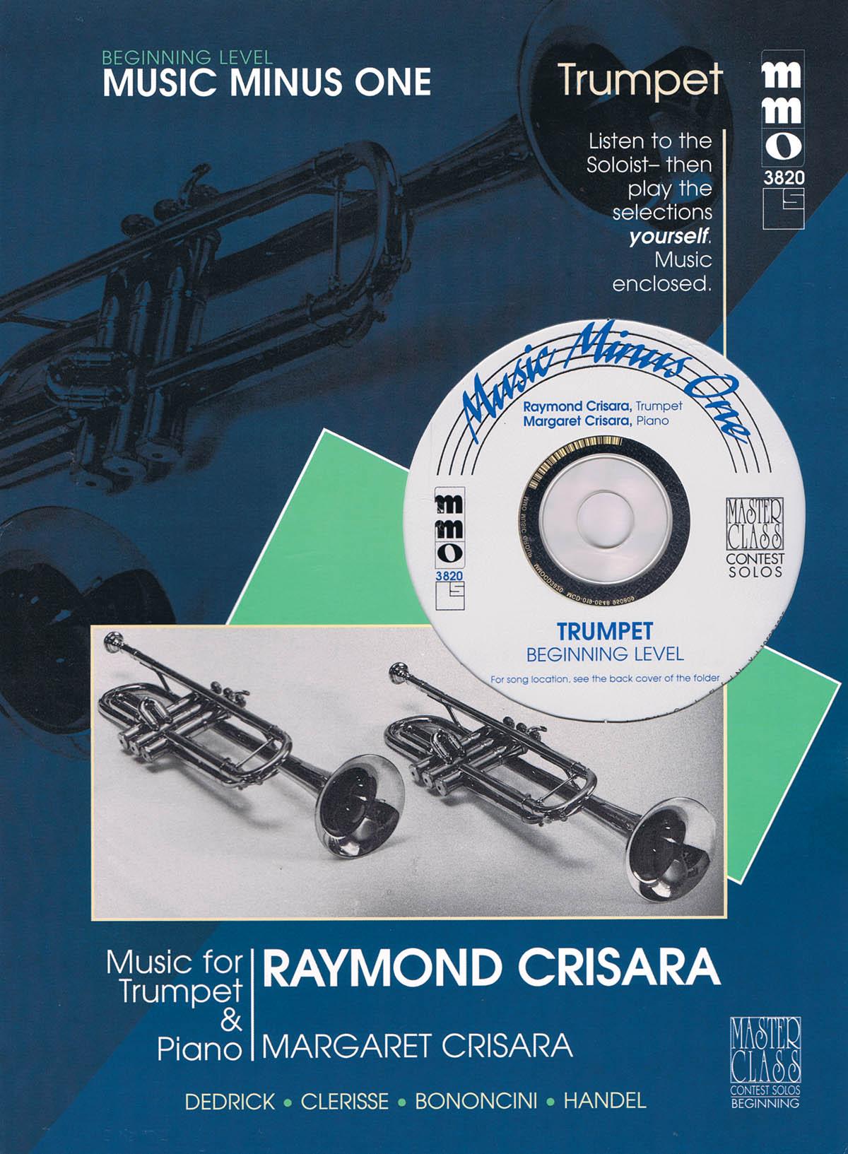 Beginning Trumpet Solos - Volume 3: Trumpet Solo: Instrumental Album