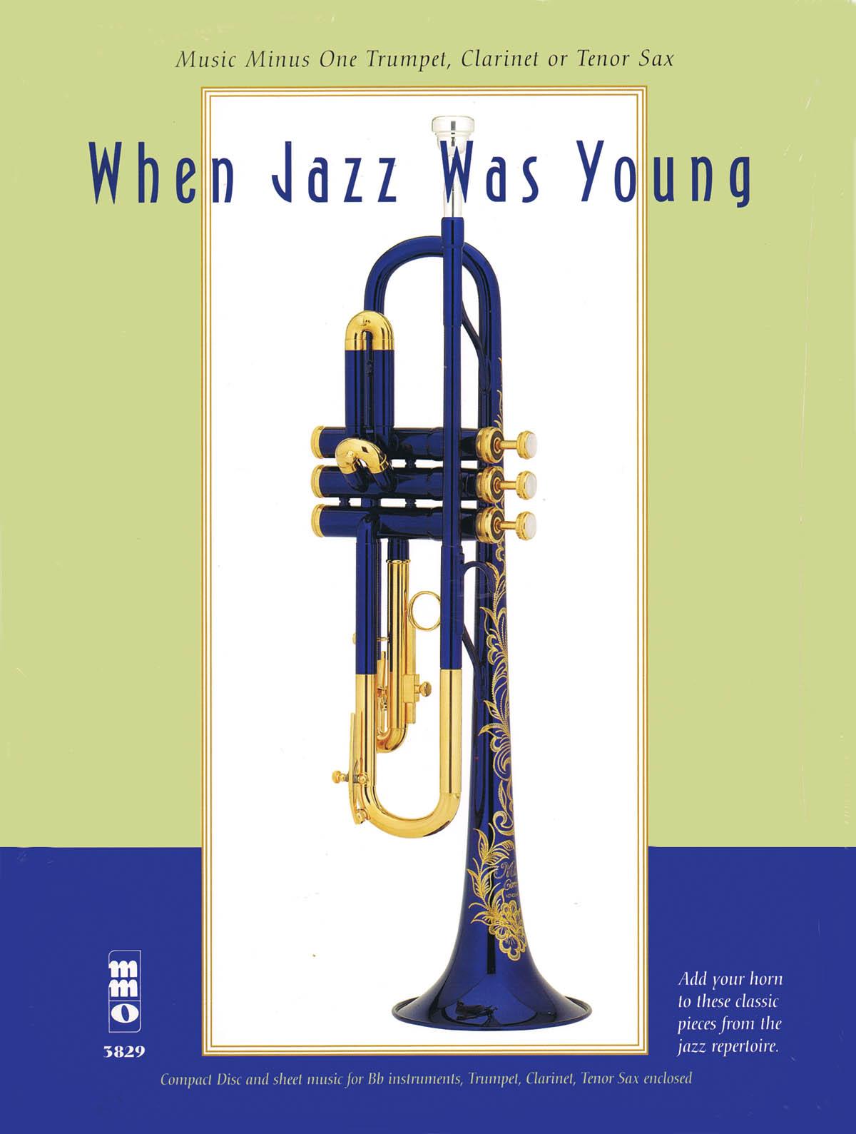 When Jazz Was Young: Trumpet Solo: Instrumental Album