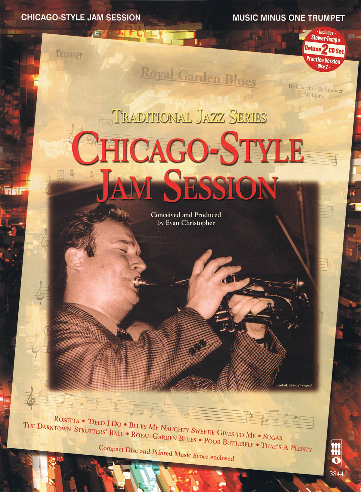 Chicago-Style Jam Session -Traditional Jazz Series: Trumpet: Instrumental Album