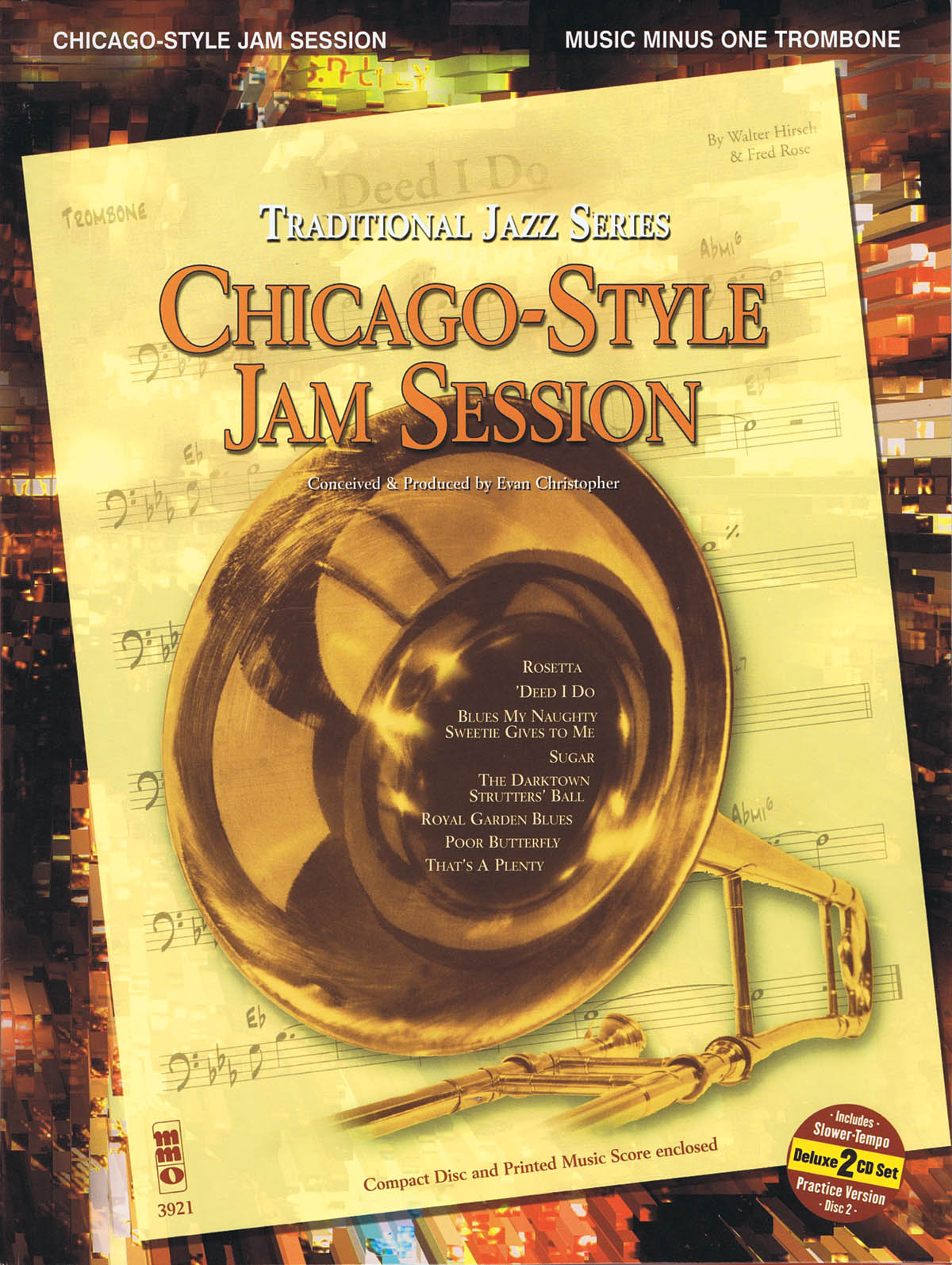 Chicago-Style Jam Session -Traditional Jazz Series: Trombone Solo: Instrumental