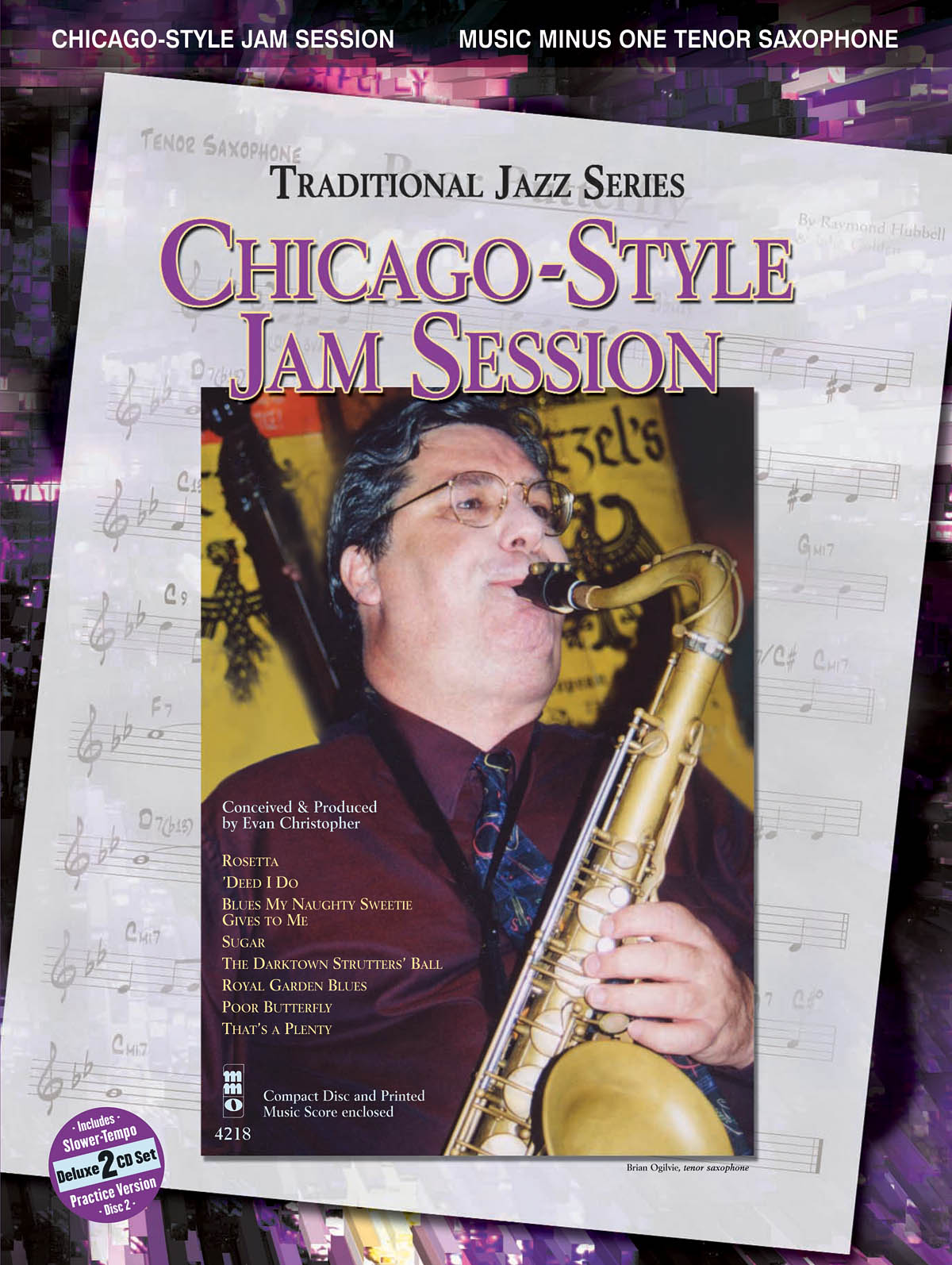 Chicago-Style Jam Session -Traditional Jazz Series: Alto Saxophone: Instrumental
