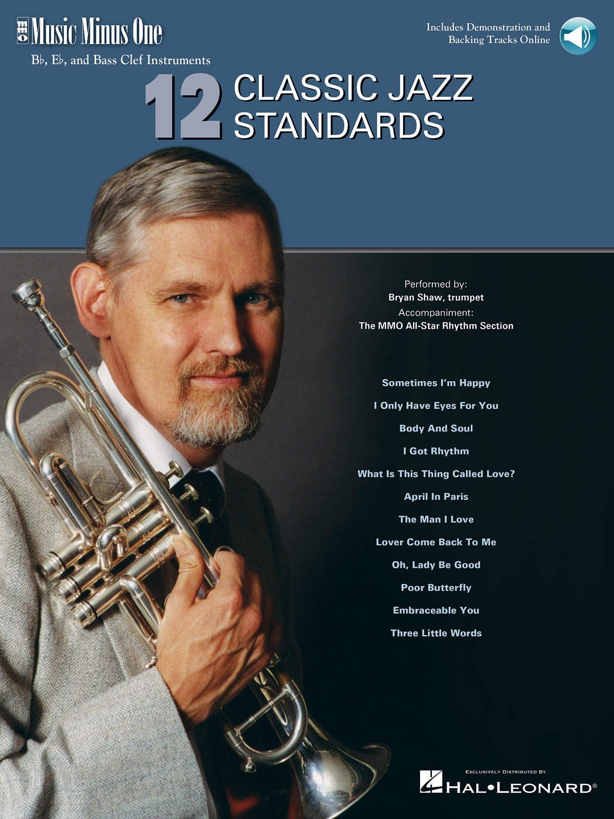 12 Classic Jazz Standards: Any Instrument