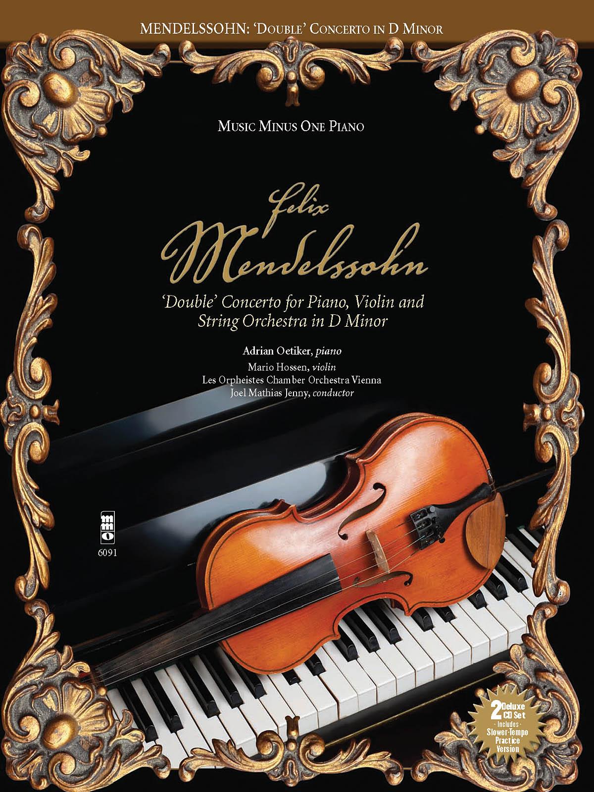 Felix Mendelssohn Bartholdy: Mendelssohn: String Orchestra and Solo: