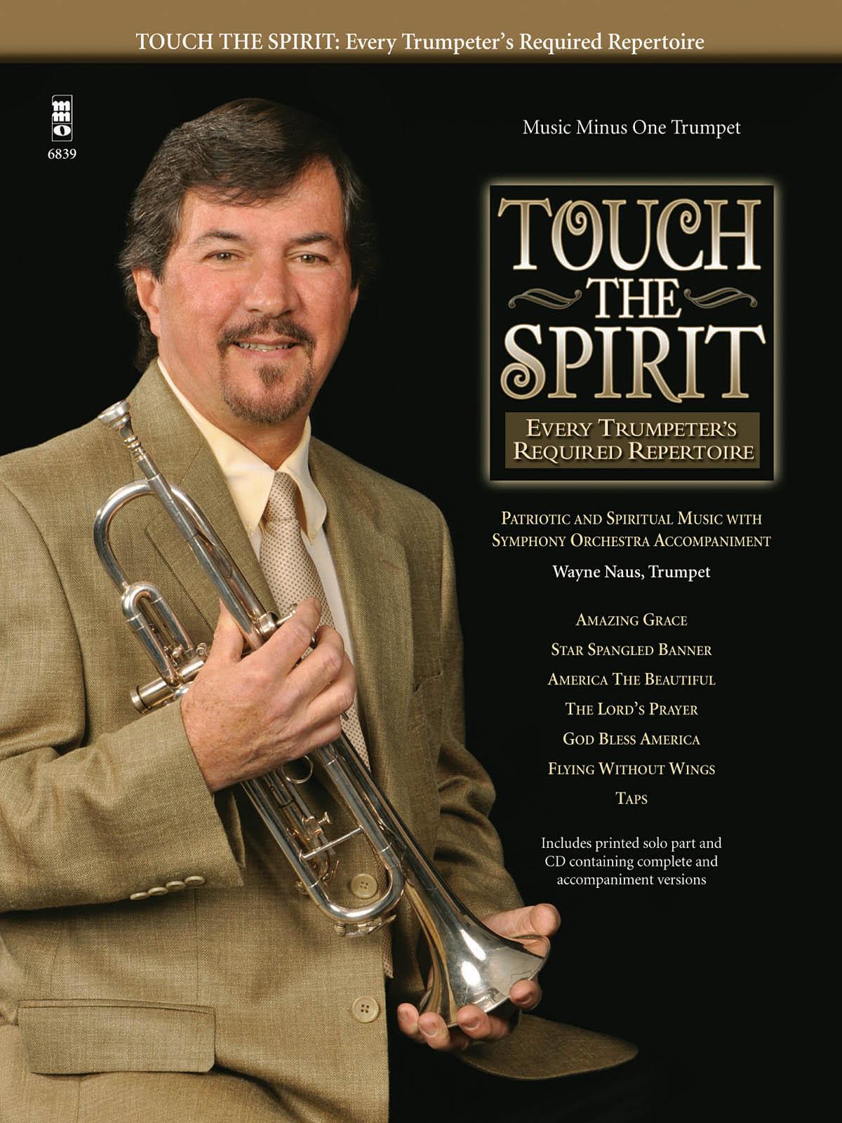Wayne Naus: Touch the Spirit: Trumpet Solo: Instrumental Album