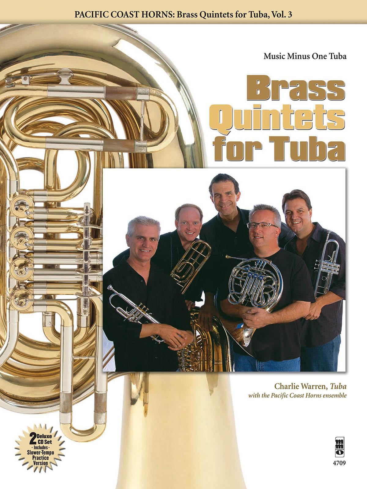 Charlie Warren Pacific Coast Horns: Pacific Coast Horns: Tuba Solo: Instrumental