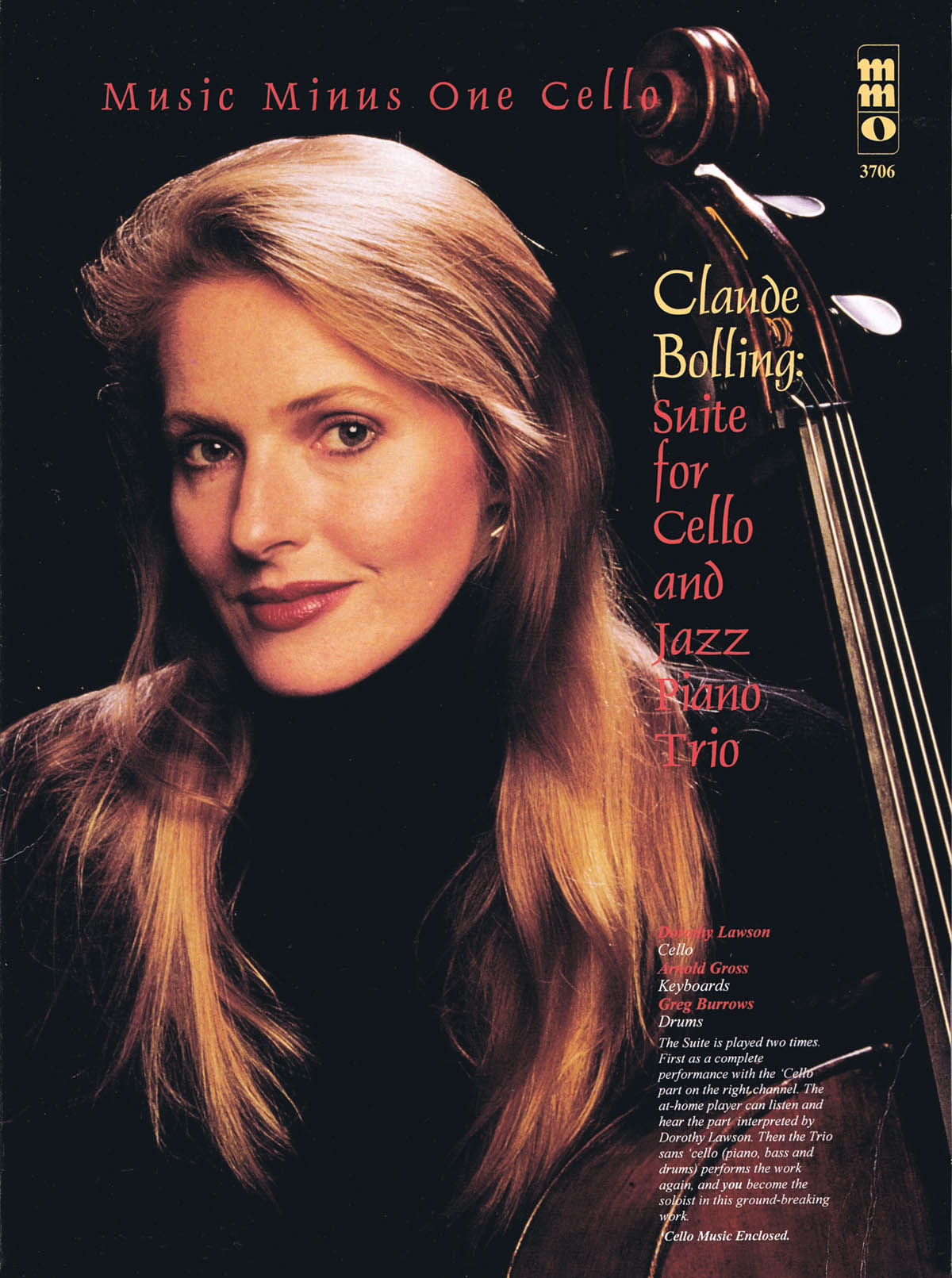 Claude Bolling: Suite for Violoncello and Jazz Piano Trio: Chamber Ensemble: