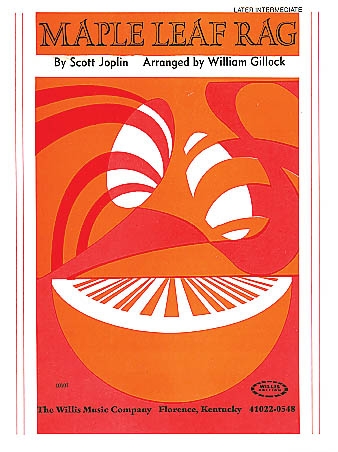 Scott Joplin: Maple Leaf Rag: Piano: Instrumental Work