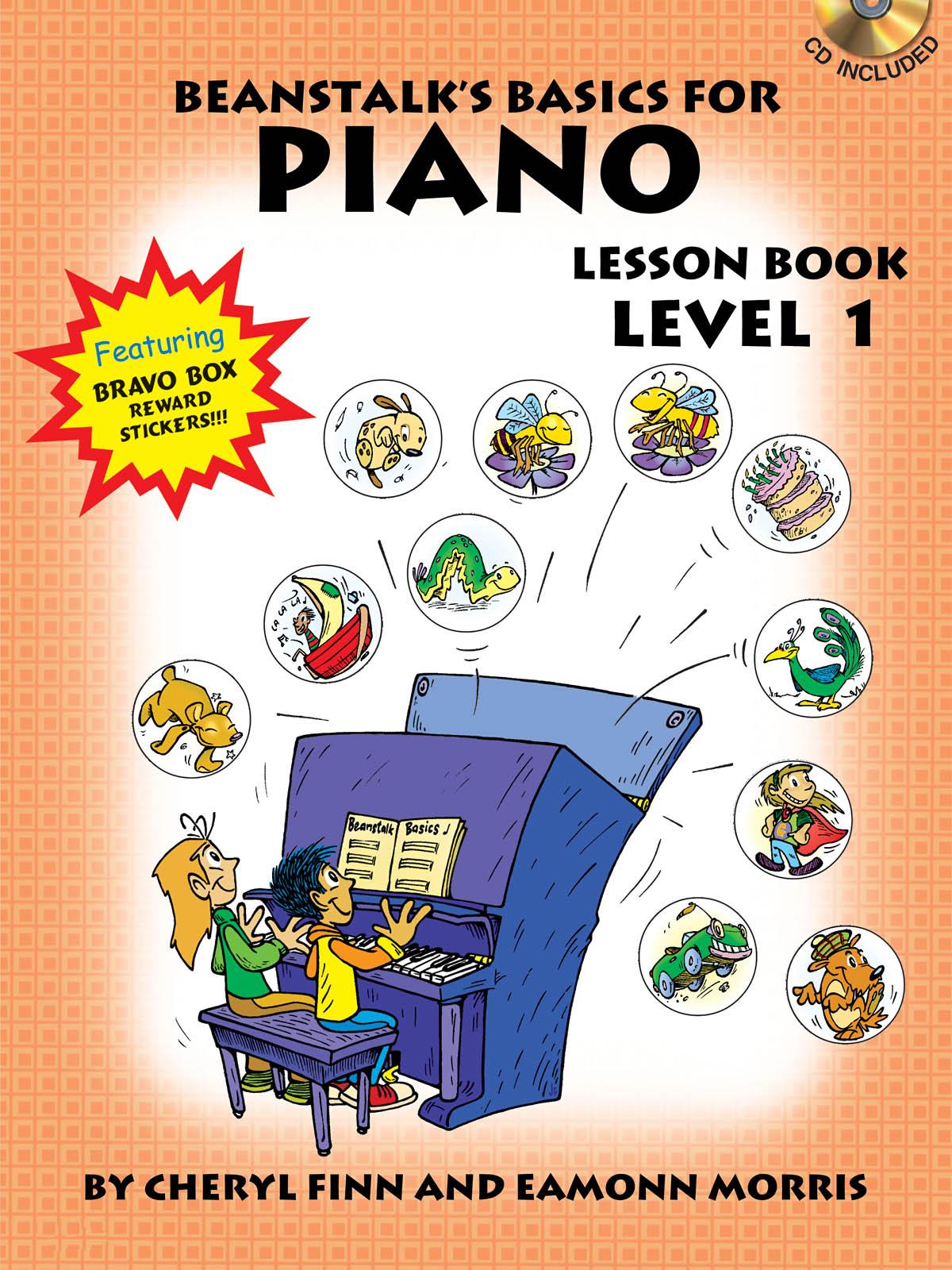 Cheryl Finn: Beanstalk's Basics for Piano: Piano