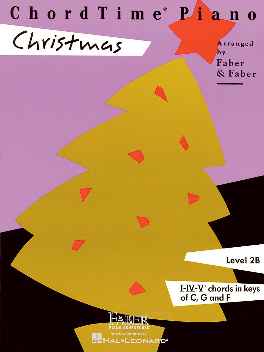 ChordTime Piano Christmas Level 2B: Piano: Instrumental Album