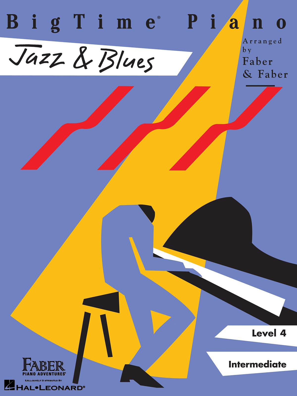 BigTime® Jazz & Blues: Piano