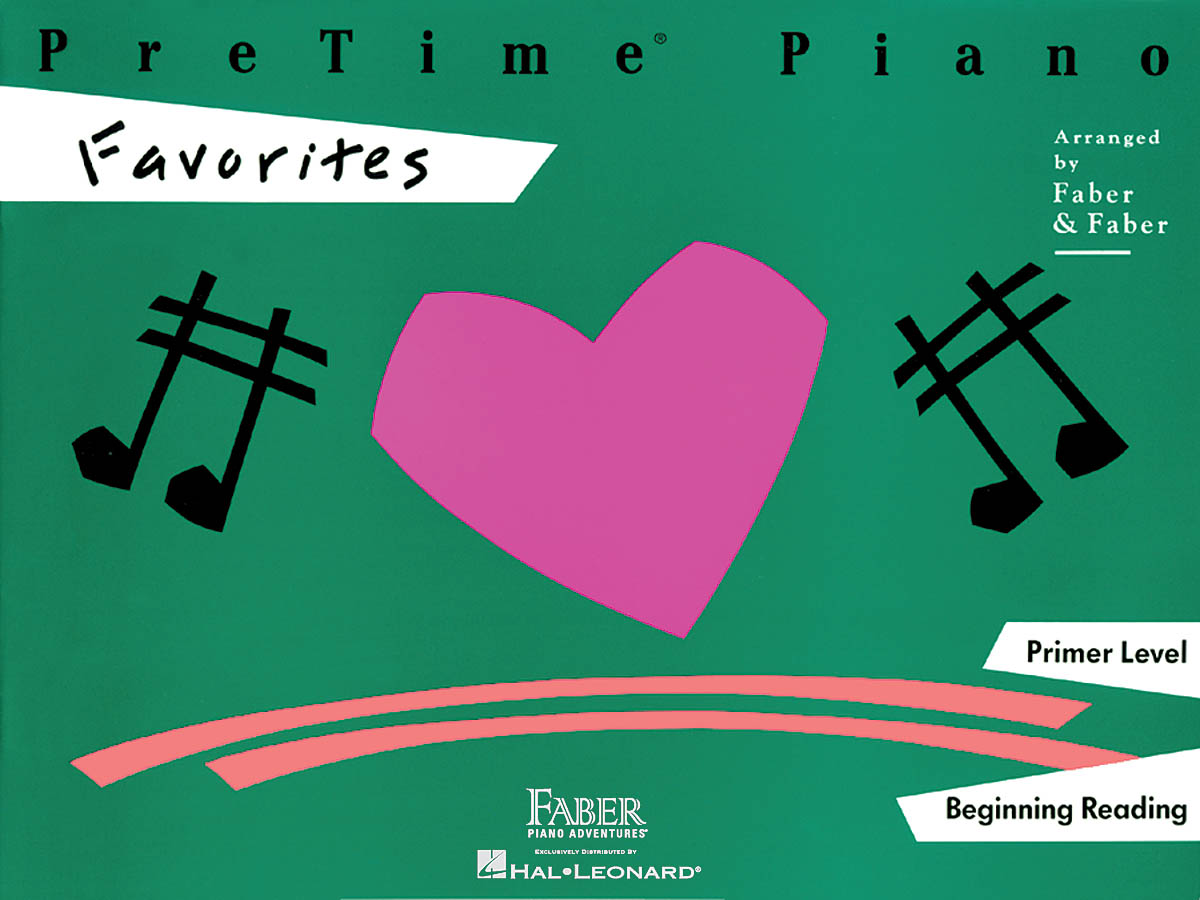 PreTime Piano Favorites: Piano: Mixed Songbook