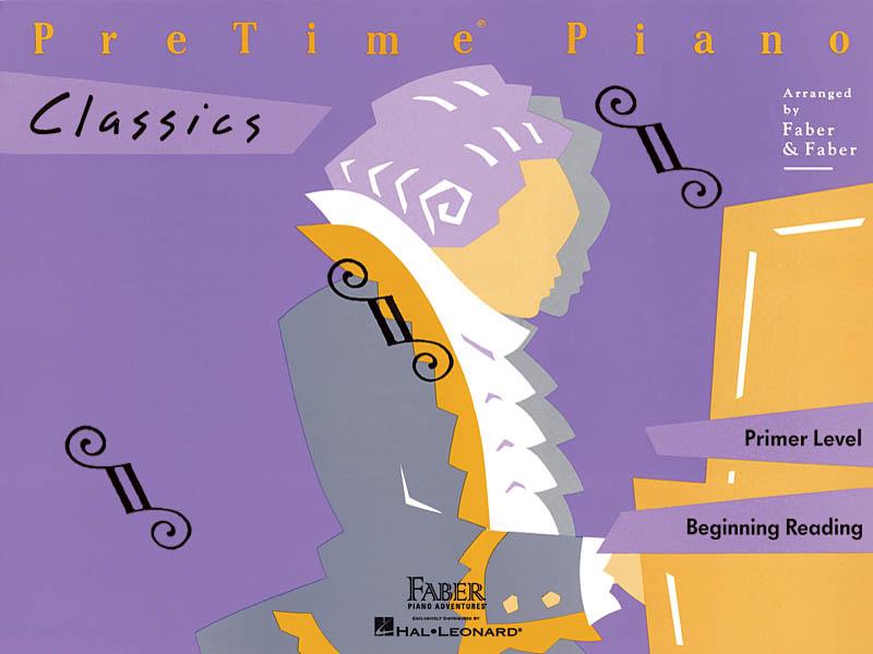 PreTime Piano Classics: Piano: Instrumental Album