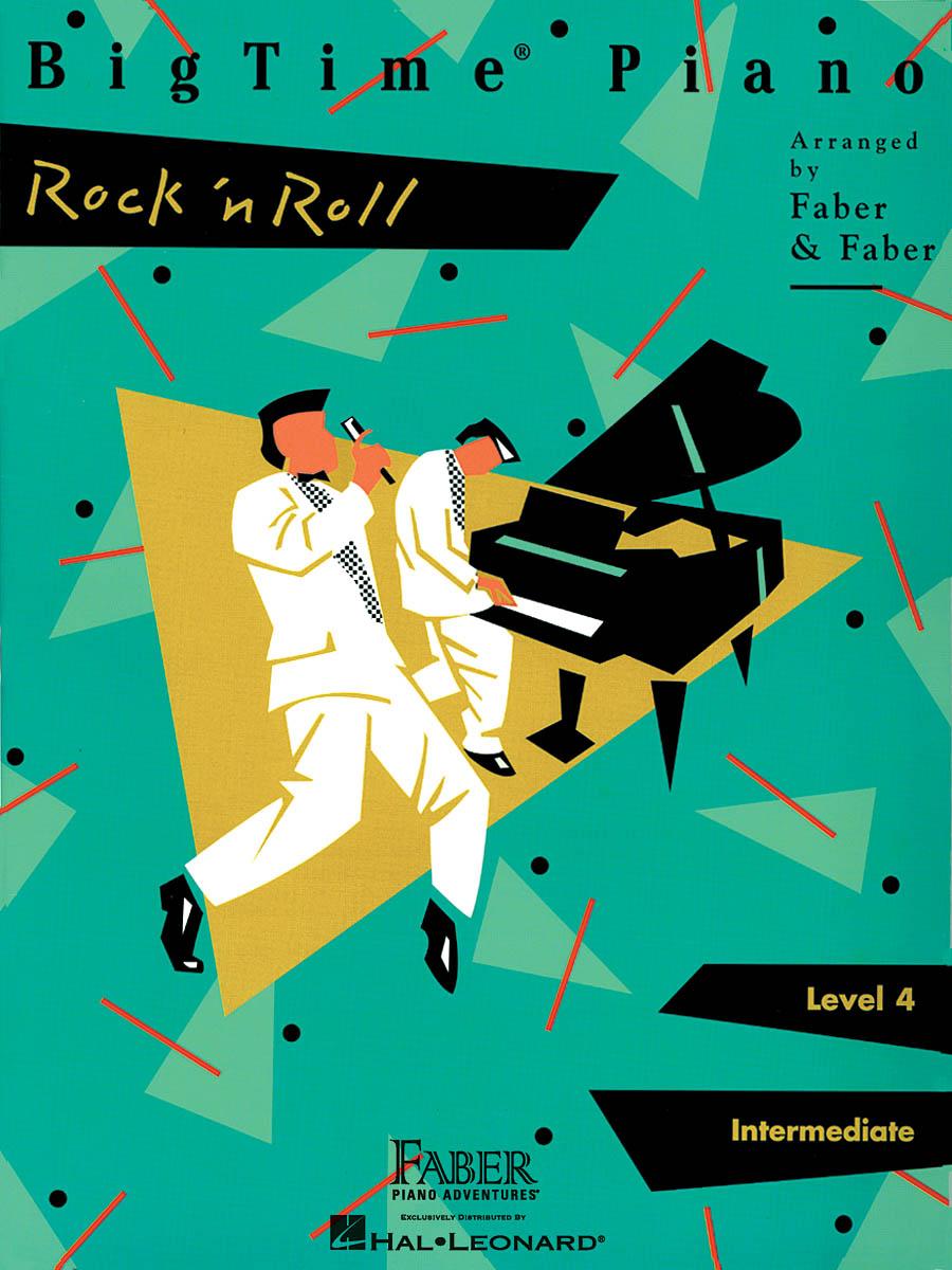 BigTime Piano Rock 'n Roll Level 4: Piano: Instrumental Album