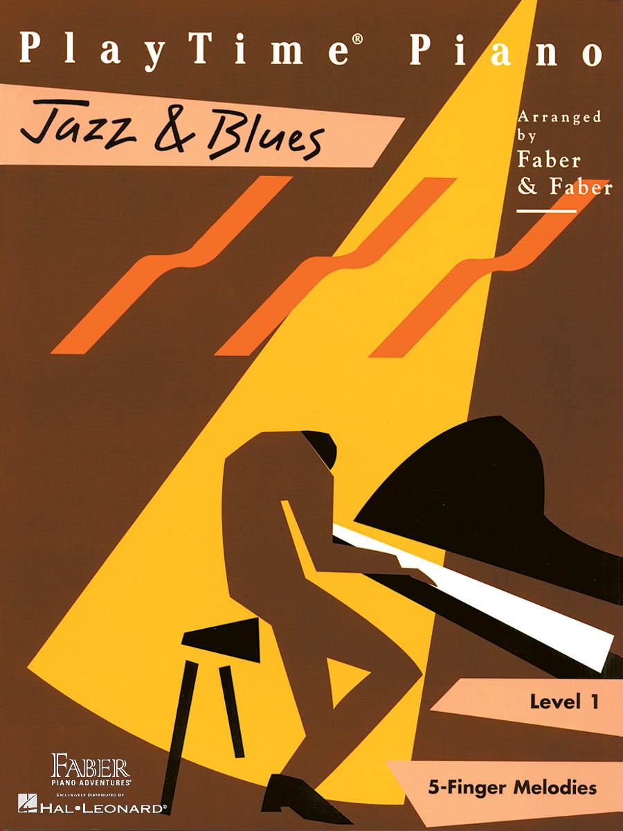 PlayTime Piano Jazz & Blues: Piano: Instrumental Album