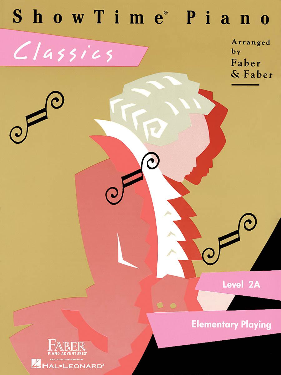 ShowTime Piano Classics: Piano: Instrumental Album