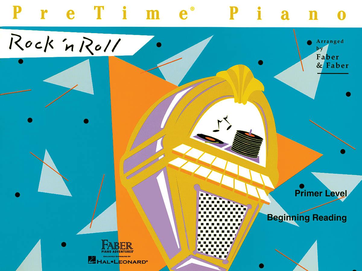 Nancy Faber Randall Faber: PreTime Piano Rock 'n Roll Primer Level: Piano: