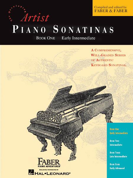 Piano Sonatinas - Book One: Piano: Instrumental Album