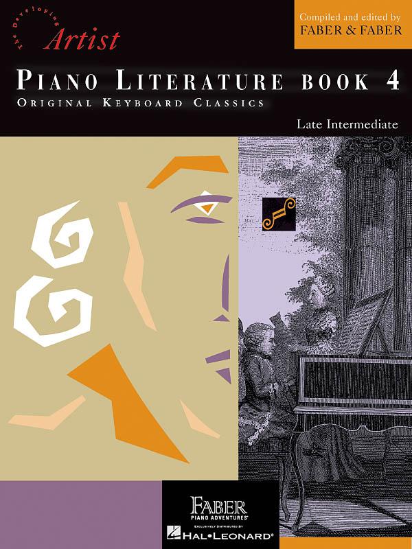 Piano Literature - Book 4: Piano: Instrumental Album