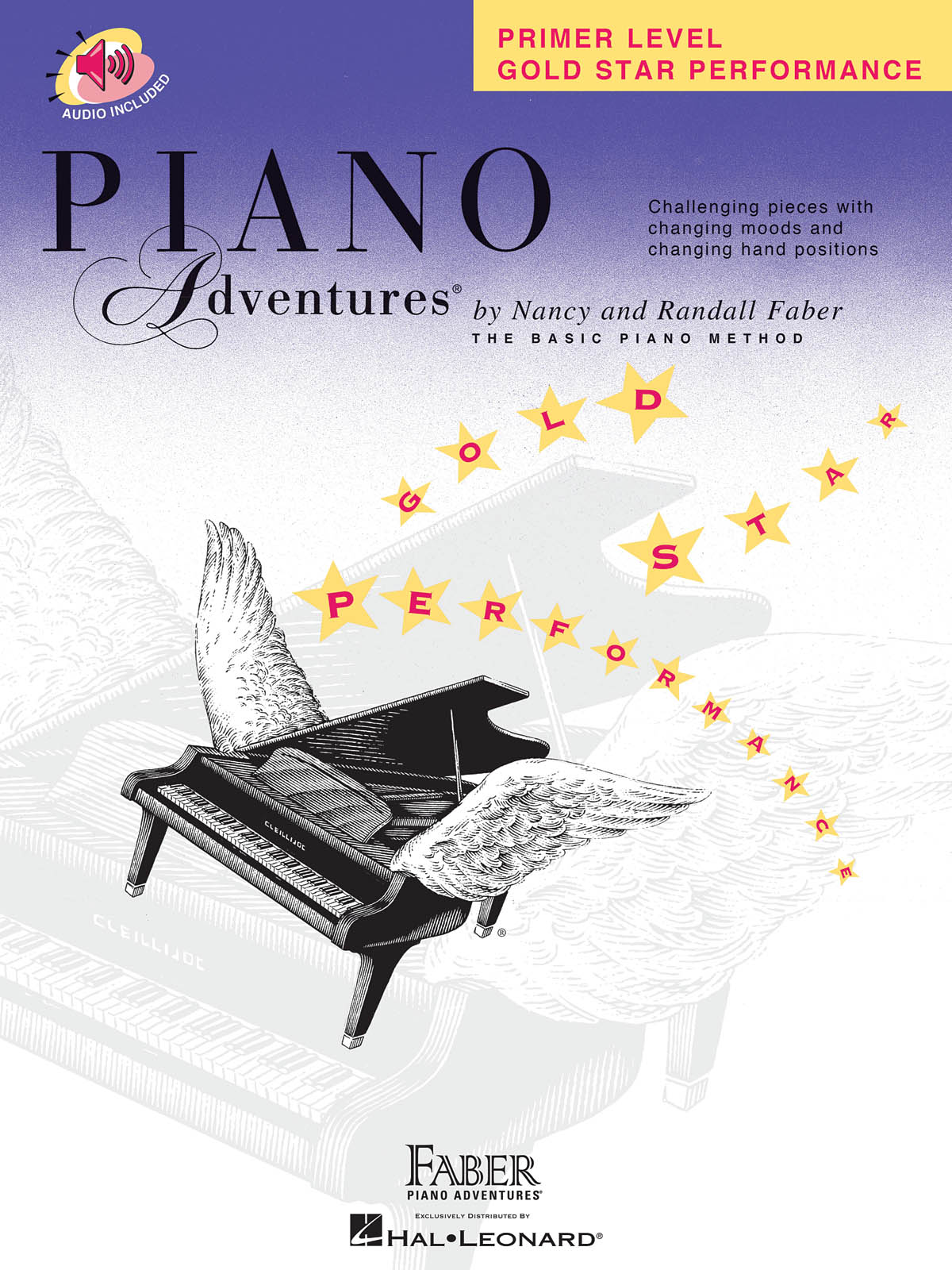 Nancy Faber Randall Faber: Primer Level - Gold Star Performance: Keyboard: