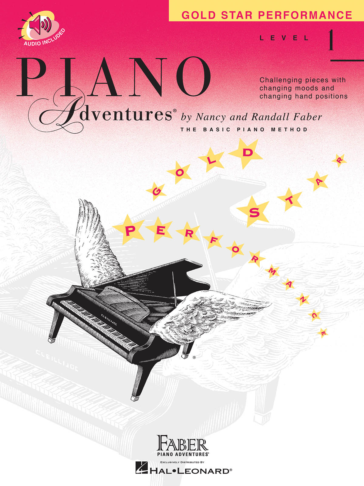 Nancy Faber Randall Faber: Level 1 - Gold Star Performance Book: Piano: