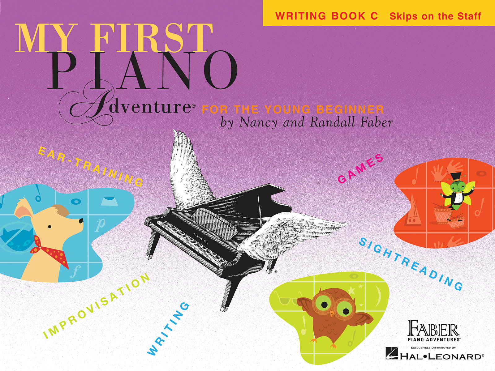 Nancy Faber Randall Faber: My First Piano Adventure: Piano: Theory