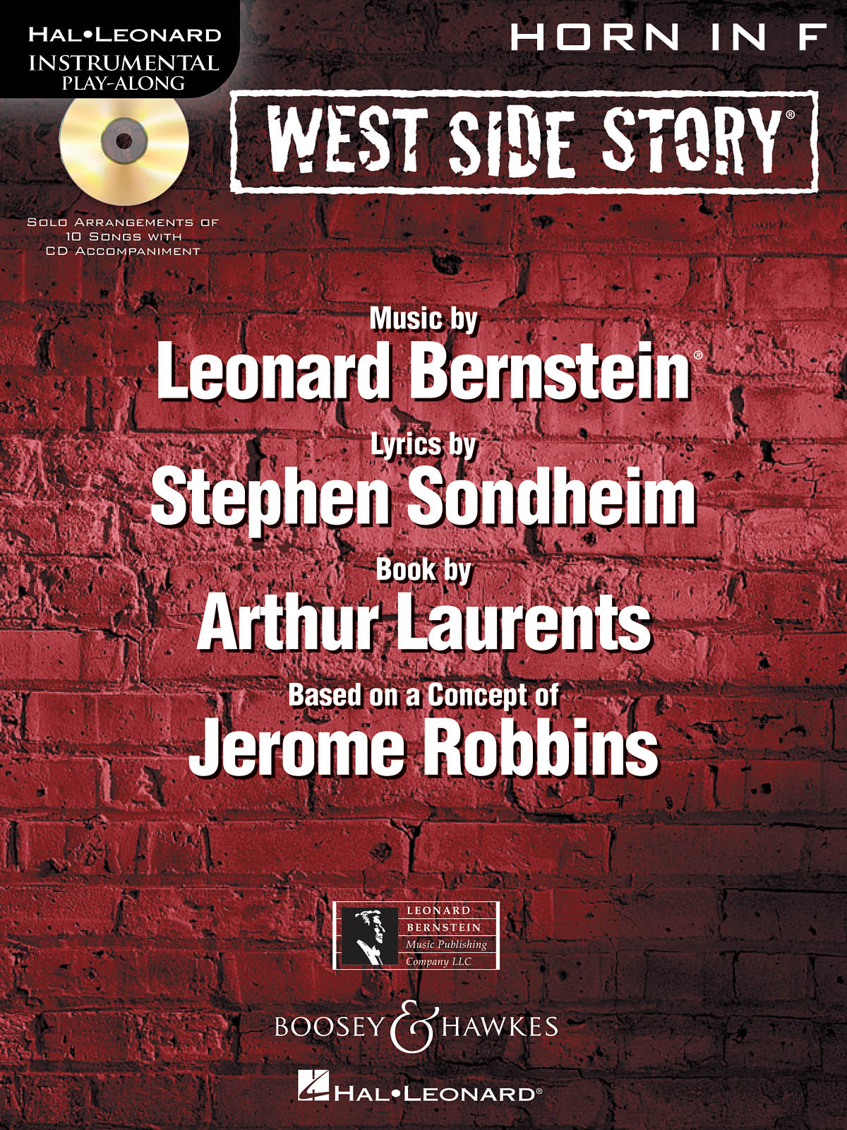 Leonard Bernstein: West Side Story Play-Along: French Horn Solo: Score