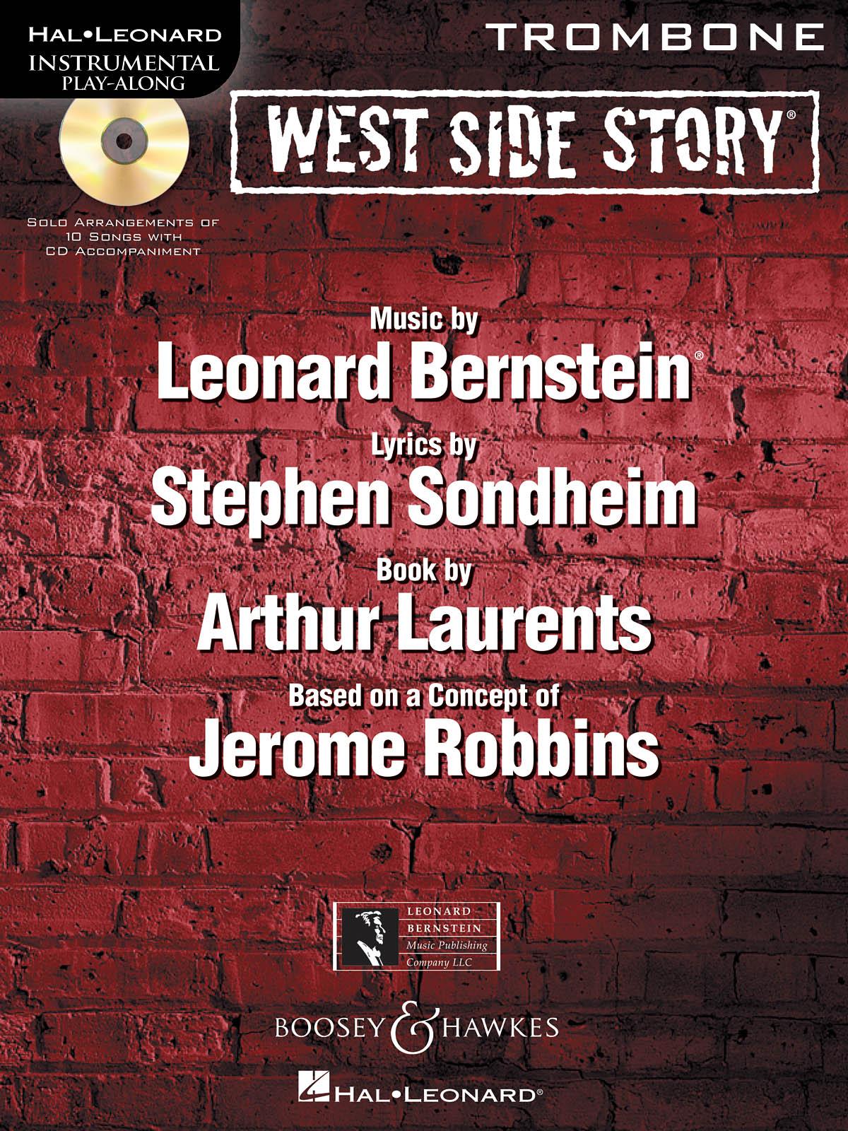 Leonard Bernstein: West Side Story for Trombone: Trombone Solo: Instrumental