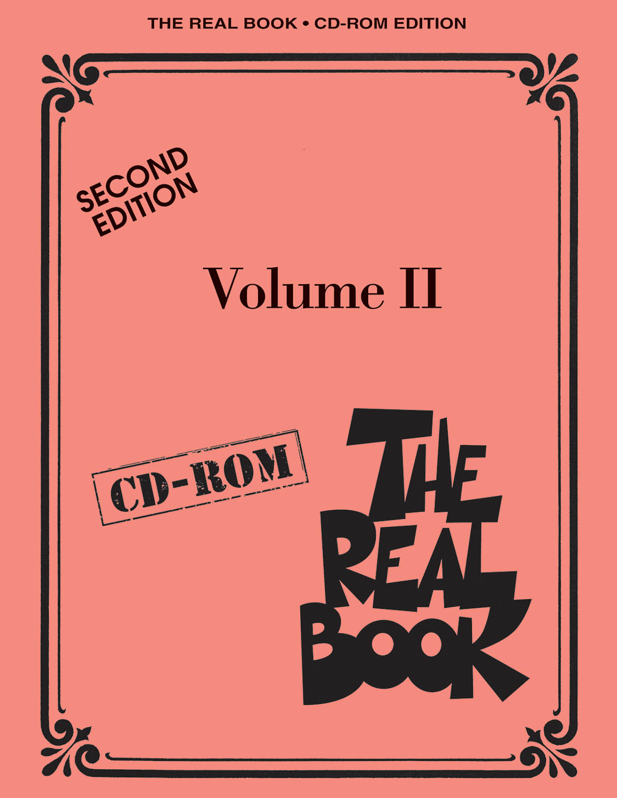 The Real Book - Volume II - Second Edition CD-ROM: C Clef Instrument: