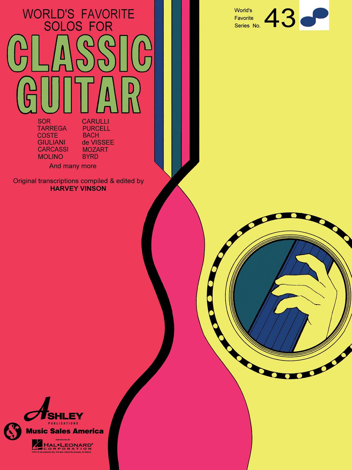 Solos for Classical Guitar: Guitar Solo: Instrumental Album