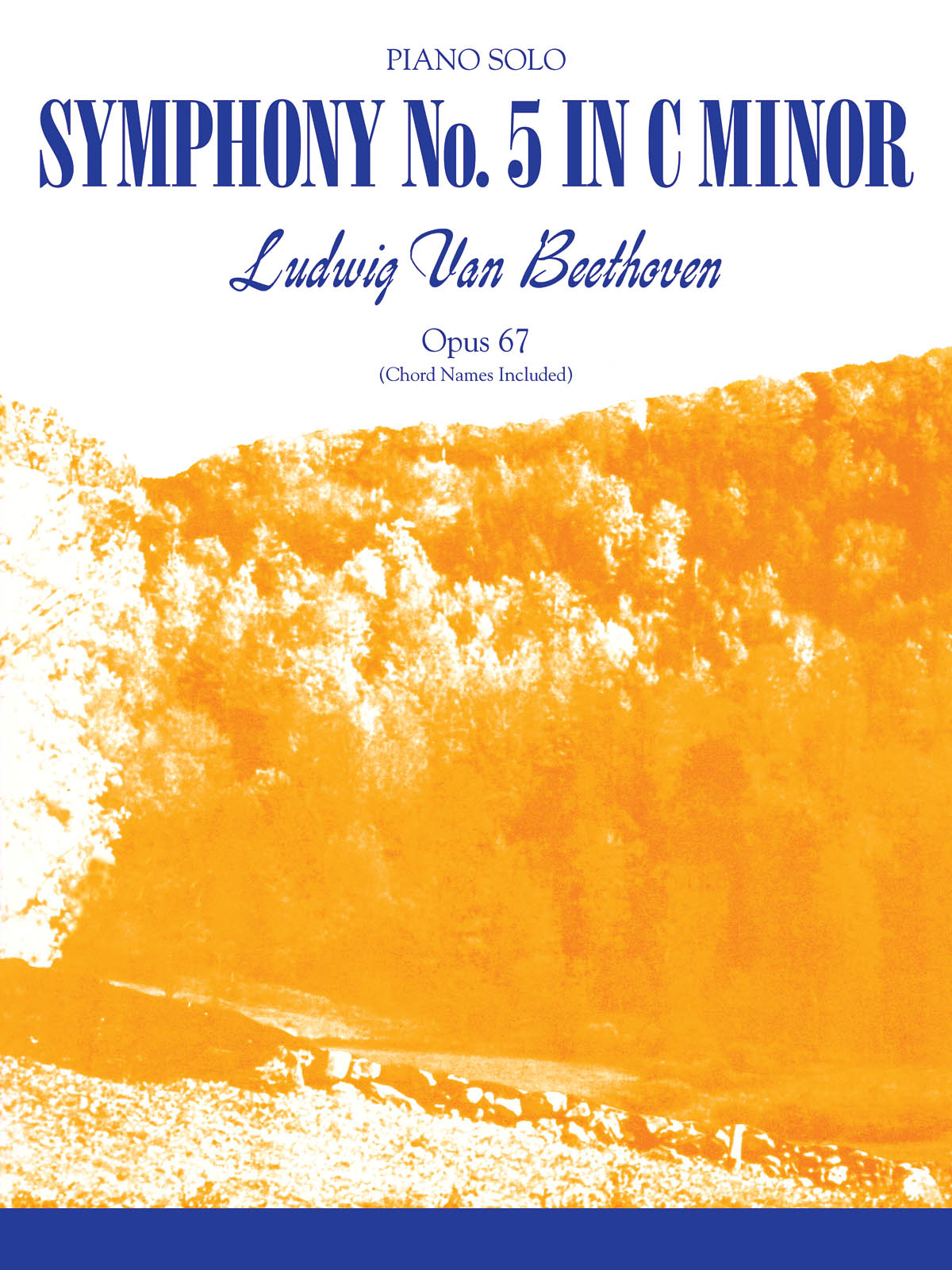 Ludwig van Beethoven: Beethoven - Symphony No. 5 C Minor: Piano: Instrumental