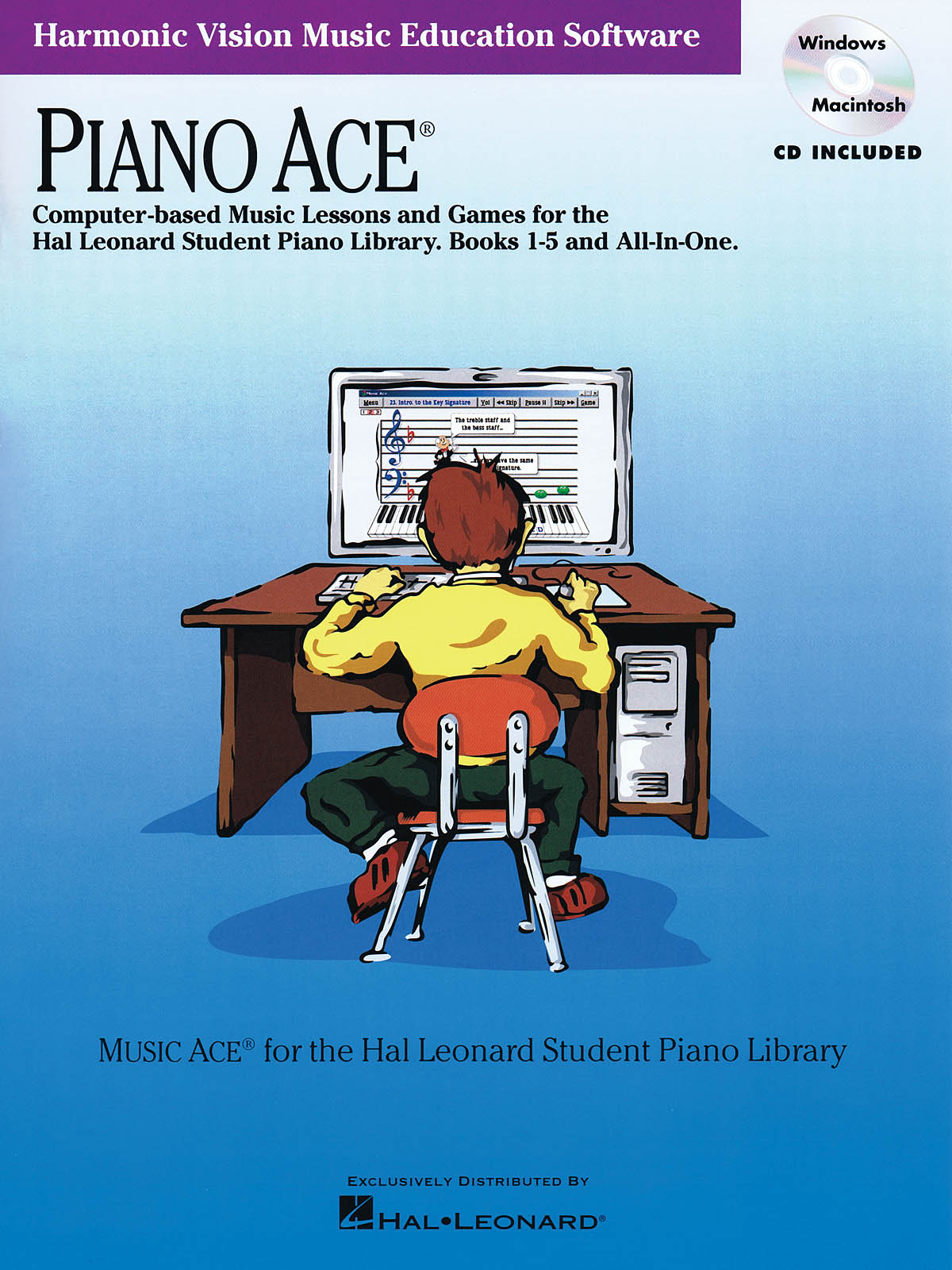 Piano Ace for Hal Leonard Student Piano Library: Piano: CD-ROM