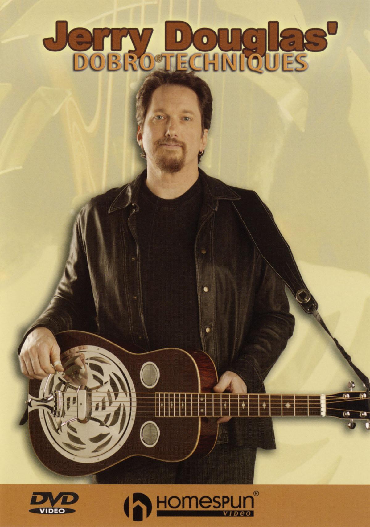 Jerry Douglas: Jerry Douglas' Dobro« Techniques: Guitar Solo: Instrumental Tutor