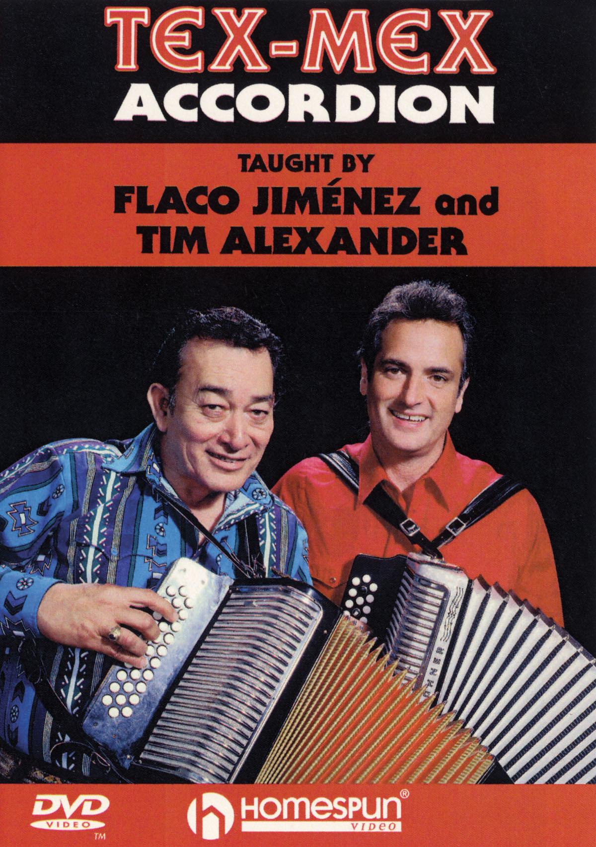 Flaco Jimenez Tim Alexander: Tex-Mex Accordion: Accordion Solo: Instrumental