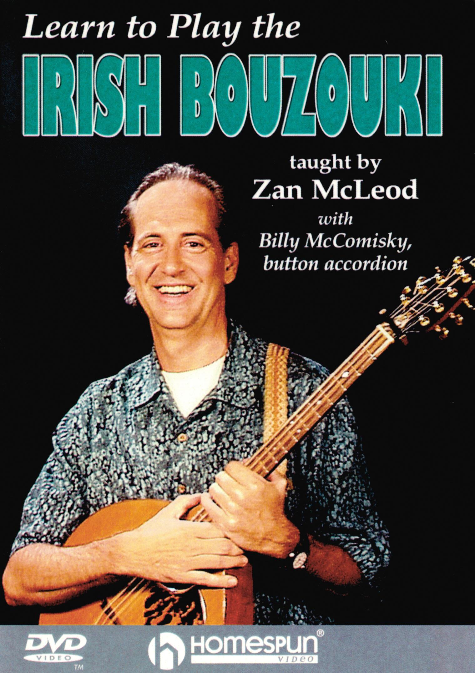 Zan McLeod: Learn To Play The Irish Bouzouki Dvd: Other Variations: Instrumental