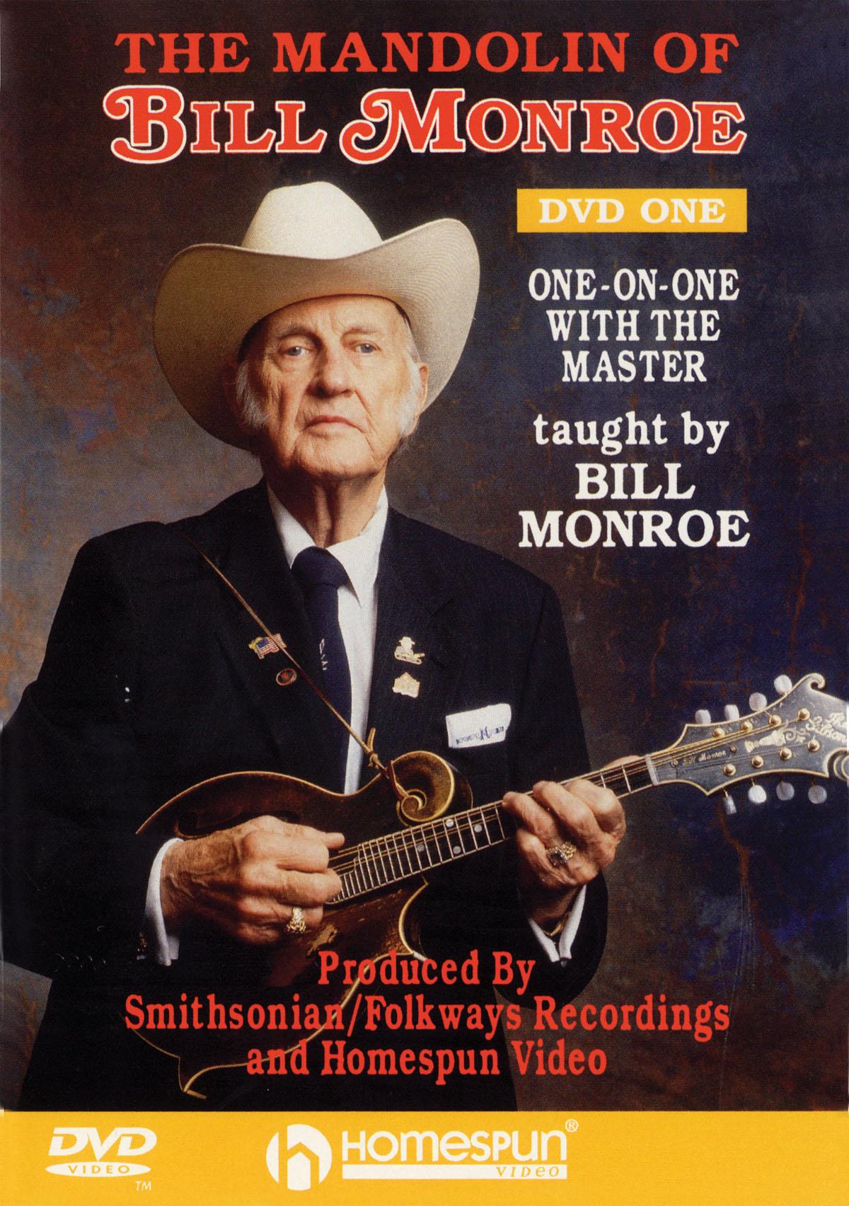 John Hartford: The Mandolin of Bill Monroe: Mandolin: Instrumental Tutor
